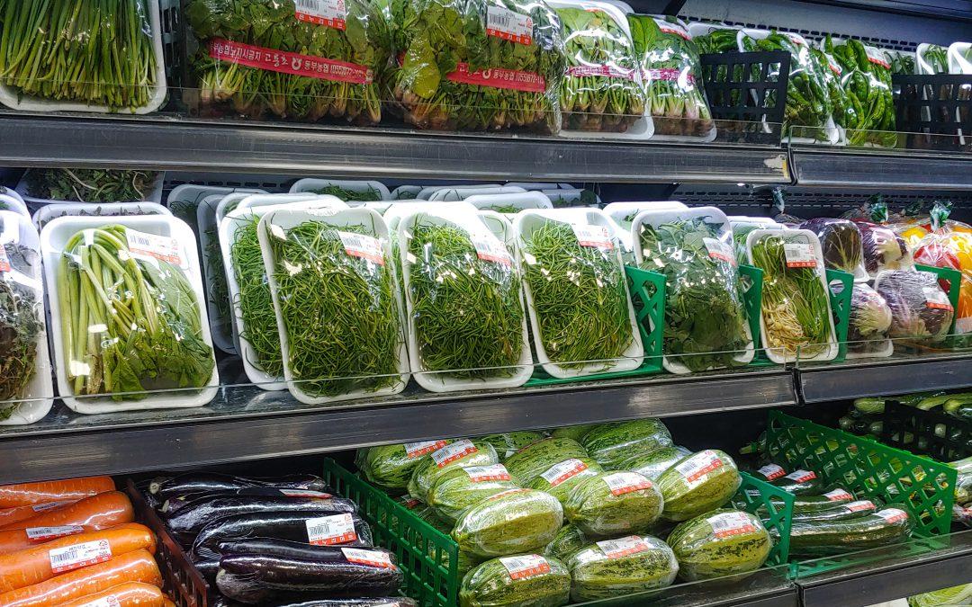 Η Ισπανία απαγορεύει τις πλαστικές  συσκευασίες σε φρούτα και λαχανικά από το 2022.
